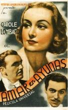 Love Before Breakfast - Spanish Movie Poster (xs thumbnail)
