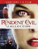 Resident Evil - Italian Blu-Ray cover (xs thumbnail)