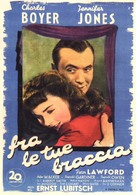 Cluny Brown - Italian Movie Poster (xs thumbnail)