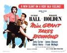 Miss Grant Takes Richmond - Movie Poster (xs thumbnail)