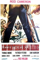Il piombo e la carne - French Movie Poster (xs thumbnail)