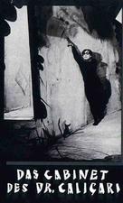 Das Cabinet des Dr. Caligari. - German Movie Cover (xs thumbnail)