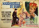 Du Barry Was a Lady - Italian Movie Poster (xs thumbnail)