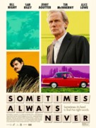 Sometimes Always Never - Movie Poster (xs thumbnail)