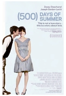 (500) Days of Summer - Never printed poster (xs thumbnail)