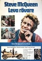 The Reivers - Swedish Movie Poster (xs thumbnail)