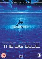 Le grand bleu - British DVD movie cover (xs thumbnail)