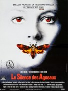 The Silence Of The Lambs - French Movie Poster (xs thumbnail)