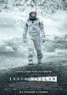 Interstellar - Belgian Movie Poster (xs thumbnail)