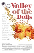 Valley of the Dolls - Movie Poster (xs thumbnail)