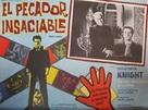 Studs Lonigan - Spanish Movie Poster (xs thumbnail)