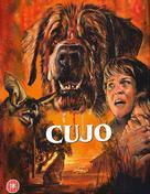 Cujo - British Movie Cover (xs thumbnail)