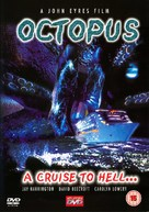 Octopus - British Movie Cover (xs thumbnail)
