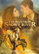 The Man from Snowy River - Australian Movie Cover (xs thumbnail)
