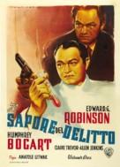 The Amazing Dr. Clitterhouse - Italian Movie Poster (xs thumbnail)