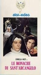 Le monache di Sant'Arcangelo - Italian VHS cover (xs thumbnail)