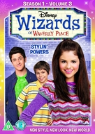 """""""Wizards of Waverly Place"""" - British DVD cover (xs thumbnail)"""