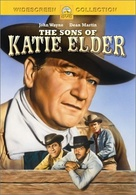 The Sons of Katie Elder - DVD movie cover (xs thumbnail)