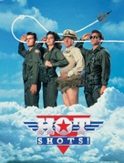 Hot Shots - Polish DVD cover (xs thumbnail)