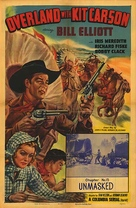 Overland with Kit Carson - Movie Poster (xs thumbnail)