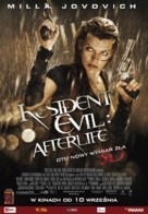 Resident Evil: Afterlife - Polish Movie Poster (xs thumbnail)