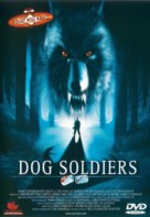 Dog Soldiers - Swedish Movie Cover (xs thumbnail)