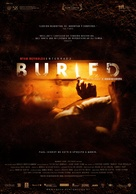 Buried - Spanish Movie Poster (xs thumbnail)