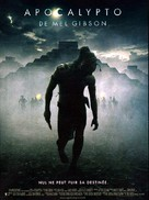 Apocalypto - French Movie Poster (xs thumbnail)