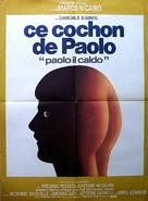 Paolo il caldo - French Movie Poster (xs thumbnail)