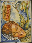 The Adventures of Tom Sawyer - Argentinian Movie Poster (xs thumbnail)