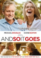 And So It Goes - DVD movie cover (xs thumbnail)