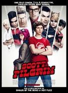 Scott Pilgrim vs. the World - French Movie Poster (xs thumbnail)
