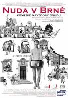 Nuda v Brne - Czech poster (xs thumbnail)