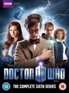 """""""Doctor Who"""" - British DVD movie cover (xs thumbnail)"""