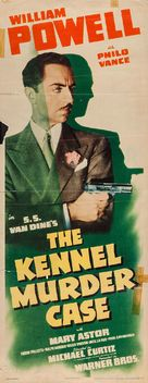 The Kennel Murder Case - Movie Poster (xs thumbnail)