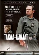 US Marshals - Finnish DVD cover (xs thumbnail)