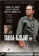US Marshals - Finnish DVD movie cover (xs thumbnail)