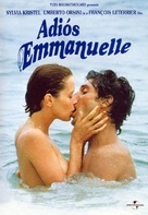 Good-bye, Emmanuelle - Spanish DVD cover (xs thumbnail)