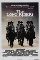 The Long Riders - Movie Poster (xs thumbnail)