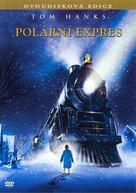 The Polar Express - Czech DVD movie cover (xs thumbnail)