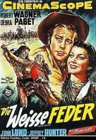 White Feather - German Movie Poster (xs thumbnail)