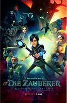 """Wizards"" - German Movie Poster (xs thumbnail)"