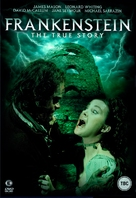 Frankenstein: The True Story - British Movie Cover (xs thumbnail)