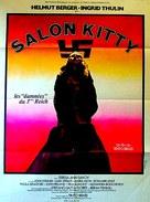Salon Kitty - German Movie Poster (xs thumbnail)