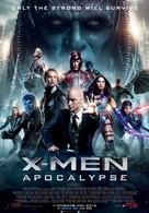 X-Men: Apocalypse - Indonesian Movie Poster (xs thumbnail)