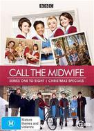 """Call the Midwife"" - Australian DVD movie cover (xs thumbnail)"