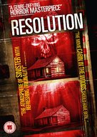 Resolution - British DVD cover (xs thumbnail)