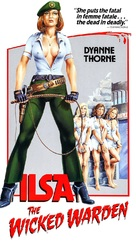 Ilsa: Absolute Power - VHS cover (xs thumbnail)