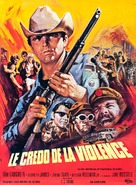 The Born Losers - French Movie Poster (xs thumbnail)