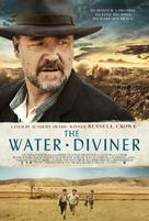 The Water Diviner - British Movie Poster (xs thumbnail)